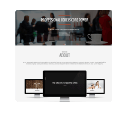 Free Landing Page Themes