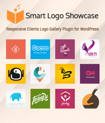 Responsive Clients Logo Gallery Plugin for WordPress - Smart Logo Showcase