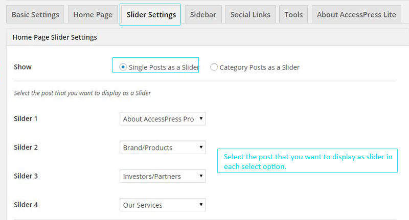 how to make category appear under blog title