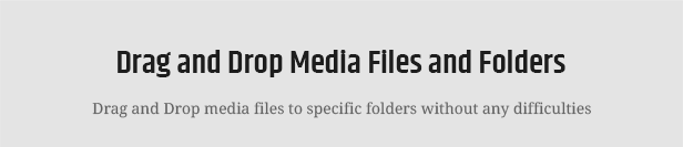 WP Media Manager - The Easiest WordPress Media Manager Plugin - 3