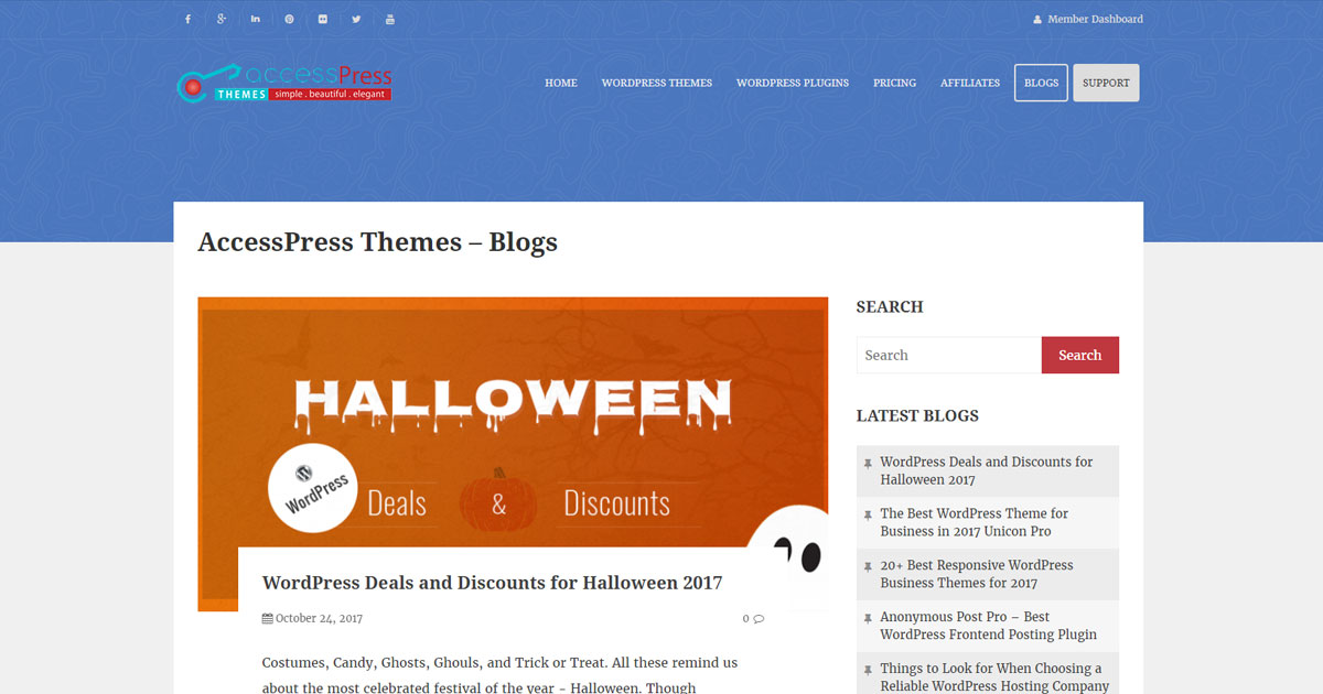 Best WordPress blogs - you love to follow daily! Themes