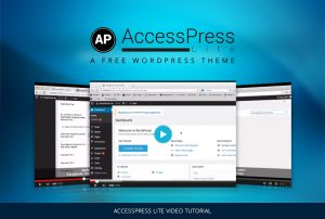 AccessPress Lite Video Tutorial