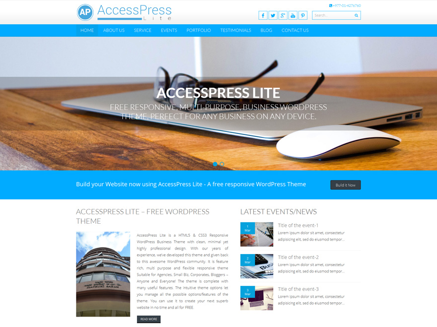 How to use AccessPress Lite? - Updated