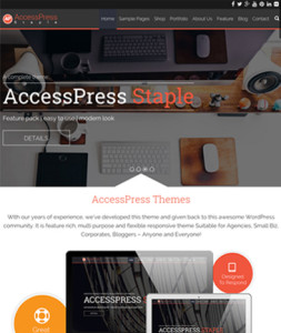 accesspress-staple