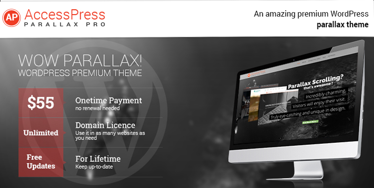 accesspress-parallax-pro-screenshot
