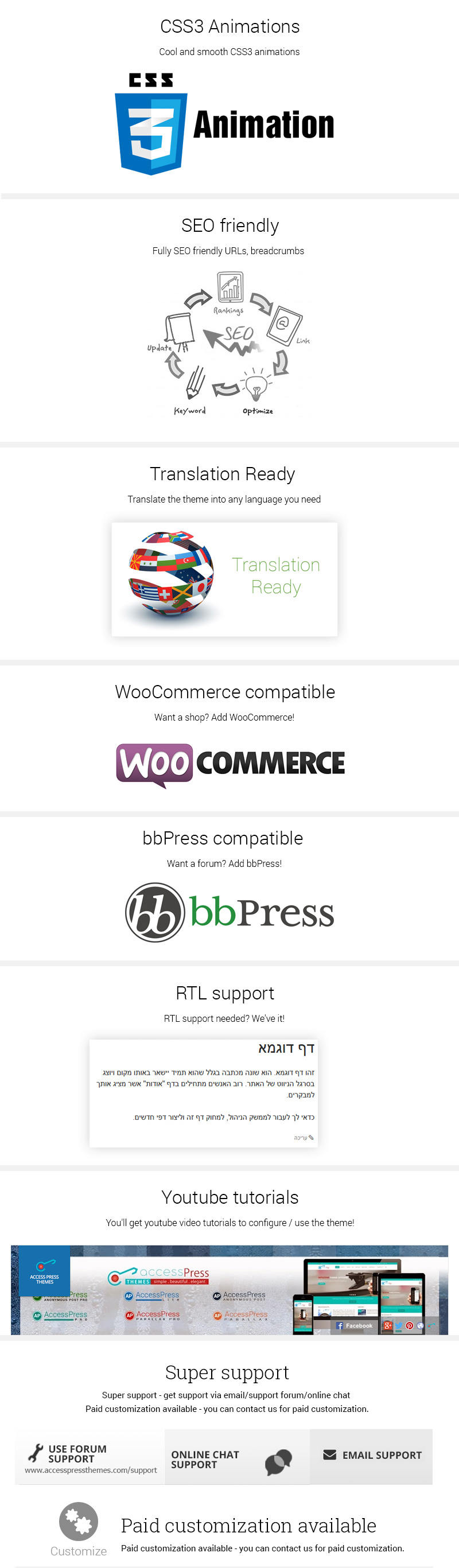 Free WordPress Business Theme – AccessPress Basic