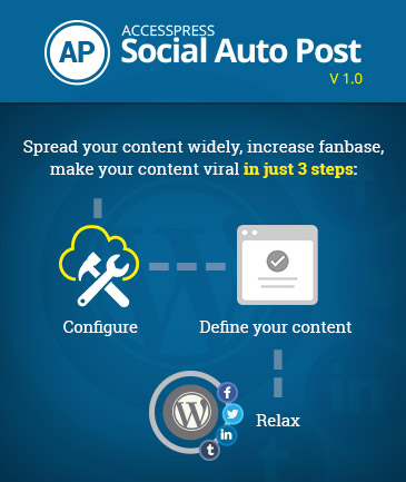 Premium WordPress Facebook / Twitter Auto Post Plugin - AccessPress Social Auto Post