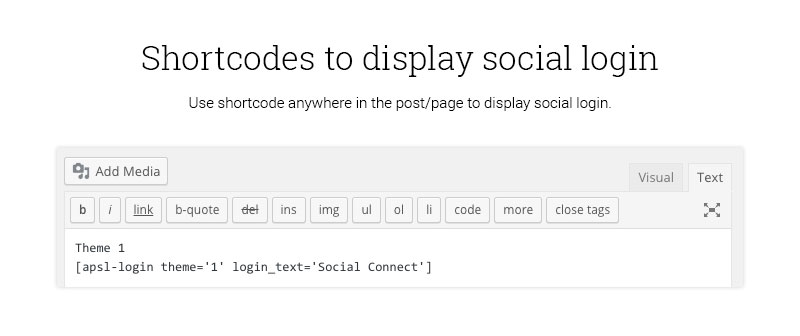 shortcodes-to-display