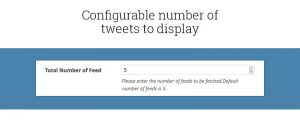 Configurable-number-of-tweets-to-display