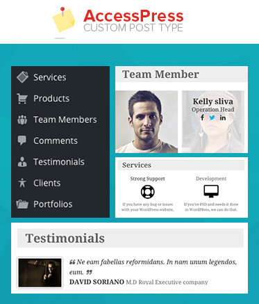 WordPress Custom Post Type Plugin - AccessPress Custom Post Type