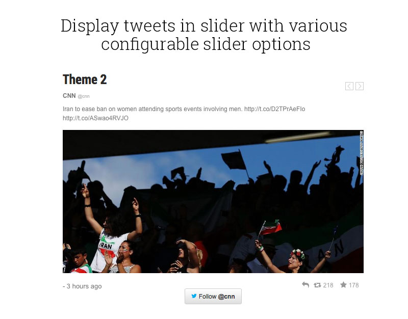 display-tweets-in-slider