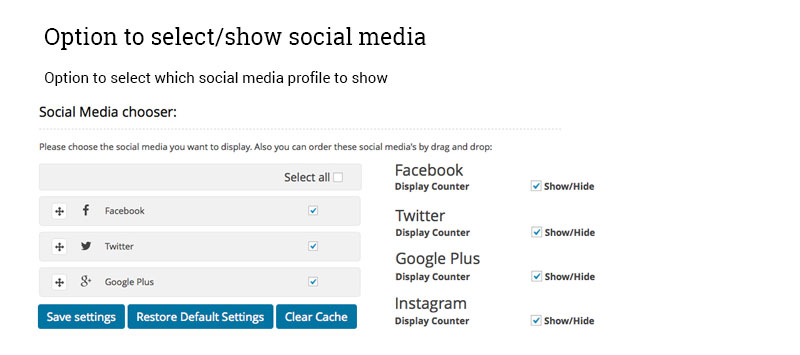 option-to-select-or-show-social-media
