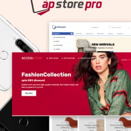 Store Pro - Premium WordPress eCommerce Theme