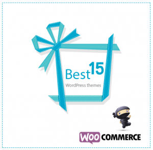 best 15 Woocommerce themes