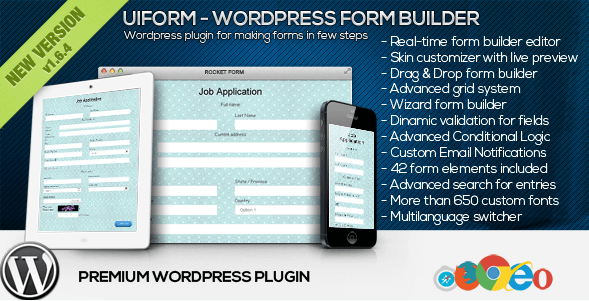 Top 10 WordPress Form Builder Plugins 2019 - Listed only the best!
