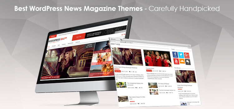 17+ Best WordPress News Magazine Themes 2019