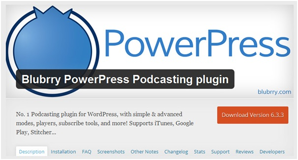 blubrry-powerpress-podcasting-plugin