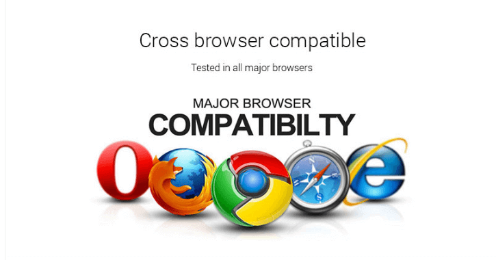 Cross-browser-compability