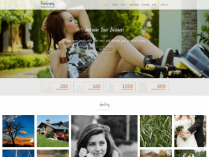 FotoGraphy- photography-wordpress-theme