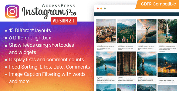 Top 5 Instagram Feed WordPress plugins - Listed the BEST