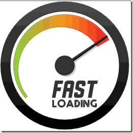 fast-loading speed