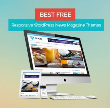 25+ Best Free WordPress News Magazine Themes 2017