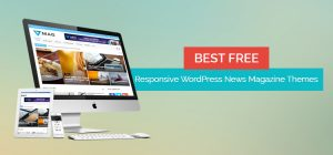 Free WP News Magazine Themes