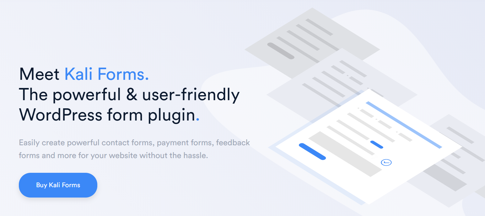 Top 10 WordPress Form Builder Plugins 2019 - Listed only the