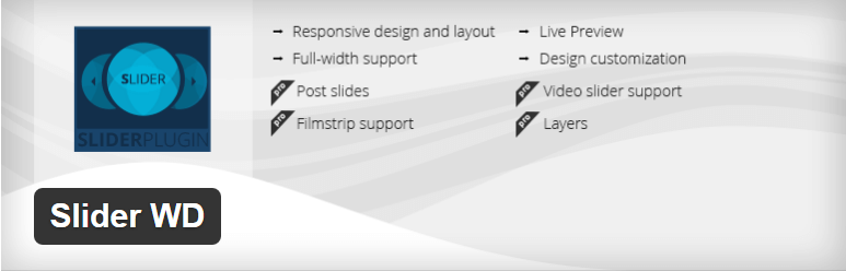 Slider WD WordPress Plugin