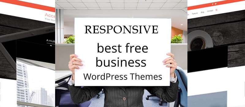 30+ Best FREE Business WordPress Themes and Templates 2018