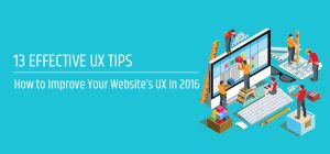 improve ux of our website