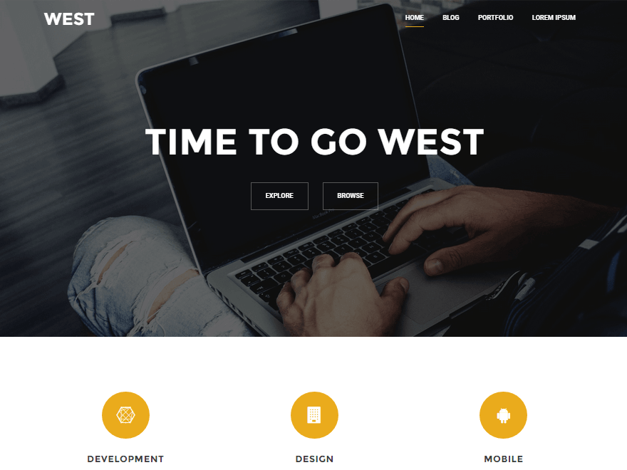 15+ Best Free Responsive WordPress Landing Page Themes for 2019