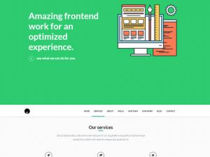 one-engine-free-wordpress-theme