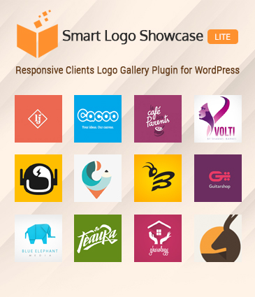 Responsive Clients Logo Gallery Plugin for WordPress - Smart Logo Showcase Lite
