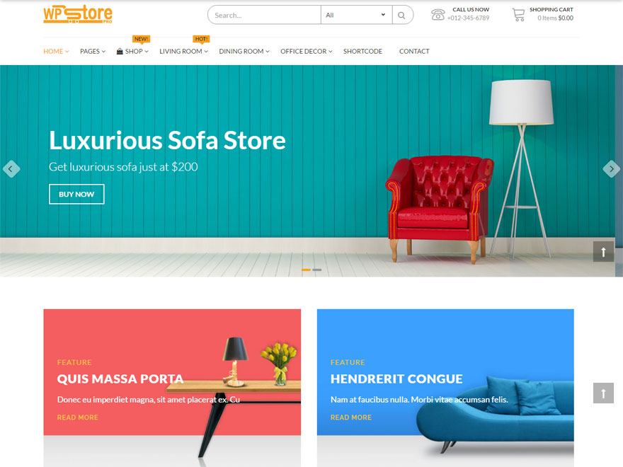 WP Store Pro - Best WordPress eCommerce Theme