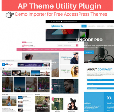 AP Theme Utility - Must have plugin for AP themes