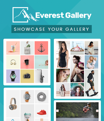 Responsive WordPress Gallery Plugin - Everest Gallery