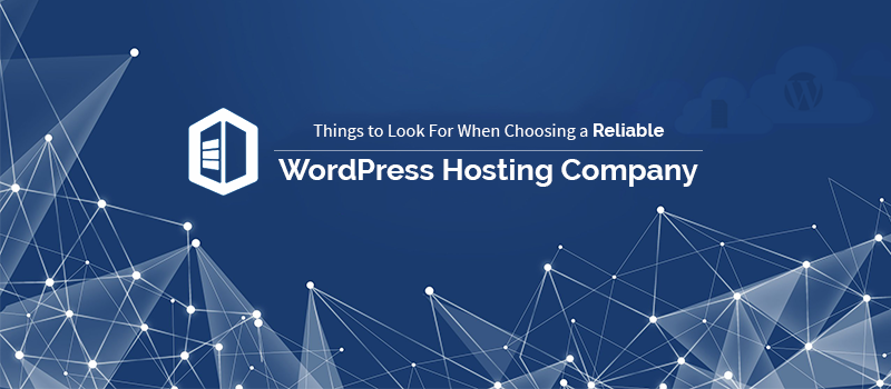 Things to Look for When Choosing a Reliable WordPress Hosting Company