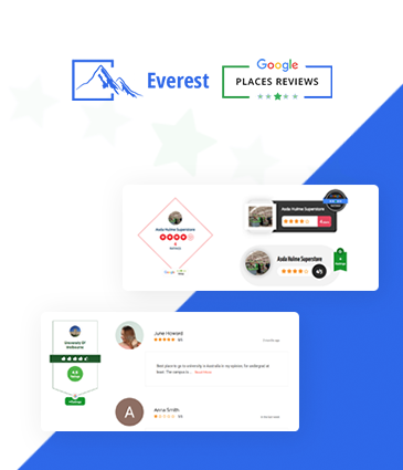 Best WordPress Plugin To Showcase Google Places / Business Reviews – Everest Google Places Reviews