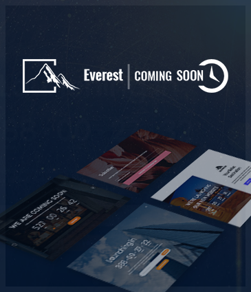 Ultimate Coming Soon, Maintenance Mode Plugin for WordPress - Everest Coming Soon