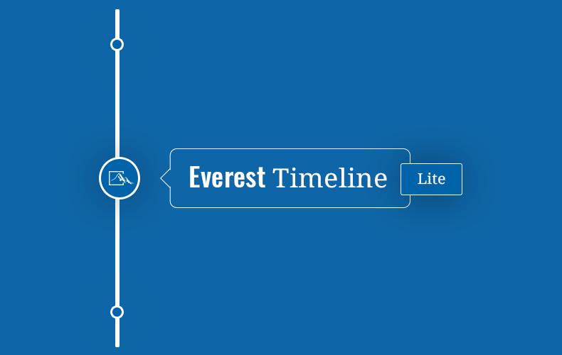 Responsive WordPress Timeline Plugin –  Everest Timeline Lite