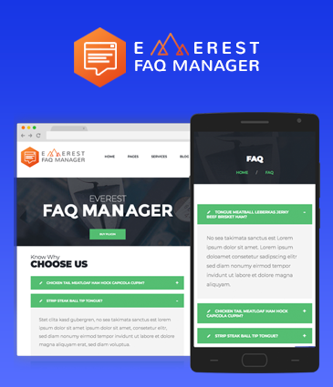 Responsive FAQ Plugin for WordPress – Everest FAQ Manager
