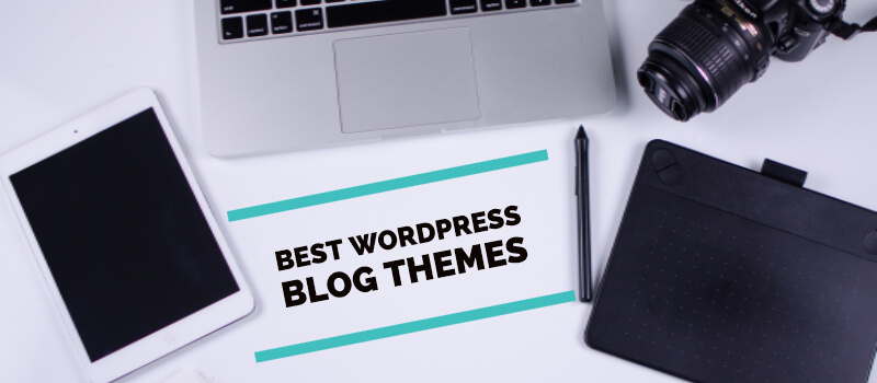 30+ Best WordPress Blog Themes For 2019