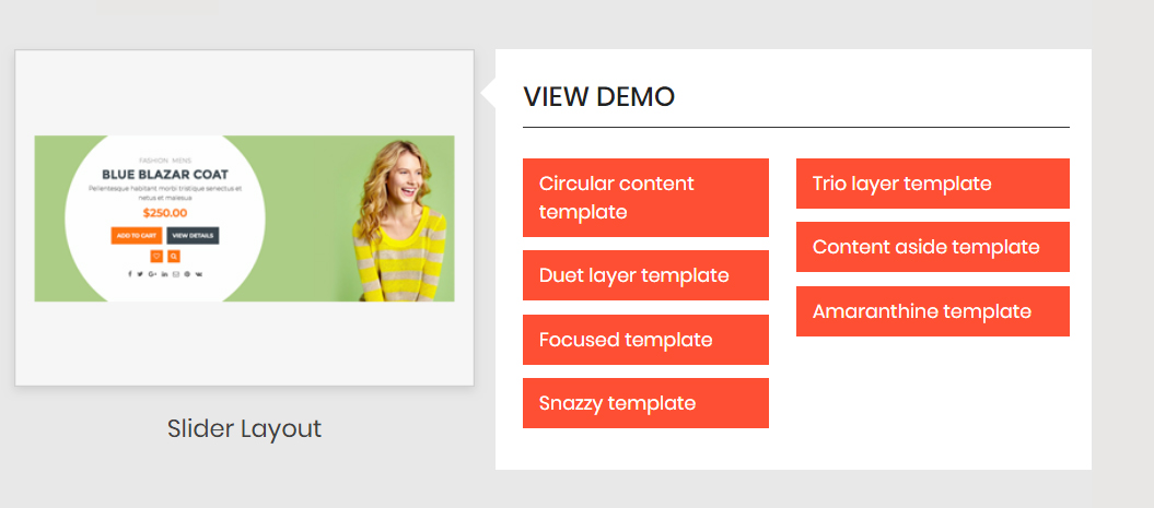 wp product gallery slider layout