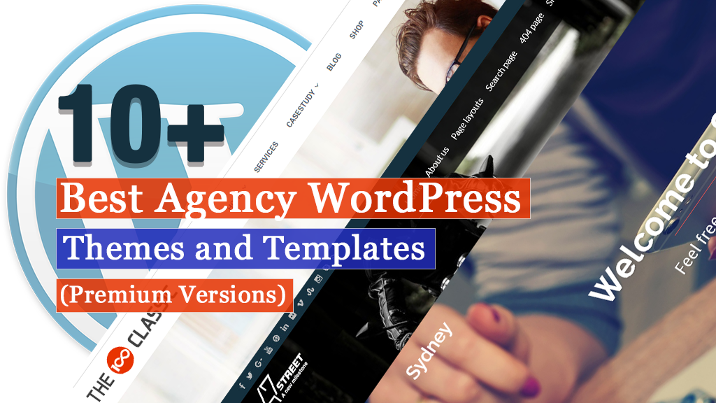 10+ Best Agency WordPress Themes and Templates (Premium