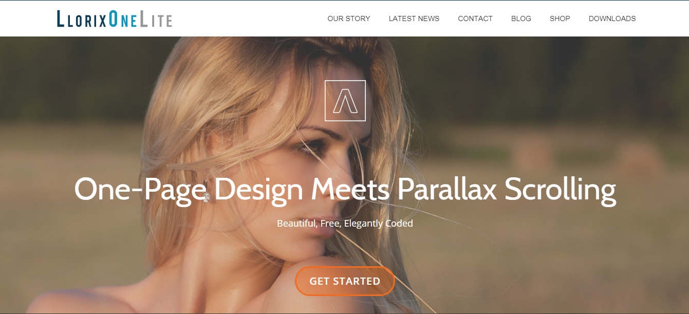 Llorix One Lite - Best Free One Page WordPress Themes and Templates