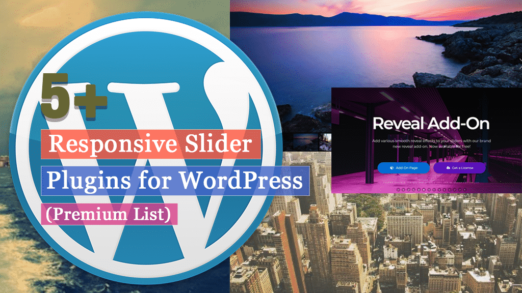 Best WordPress Slider Plugins (Premium List)
