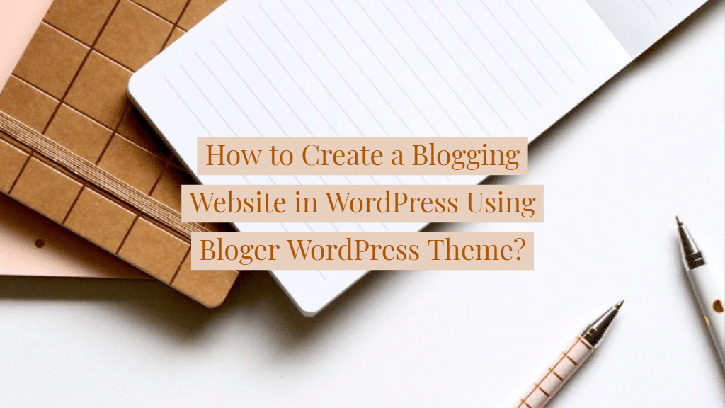 blogging-wordpress-theme-bloger