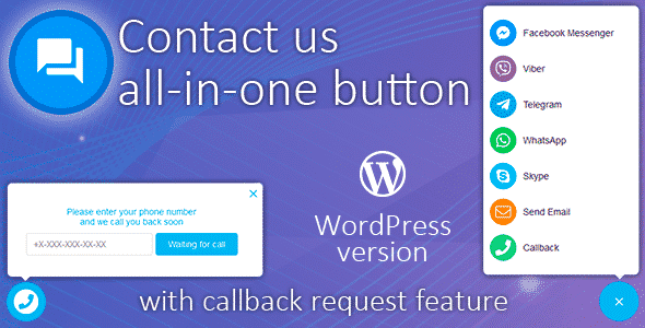 Best WordPress Plugin to Add Instant Chat/Call Buttons – Call us all-in-one Button