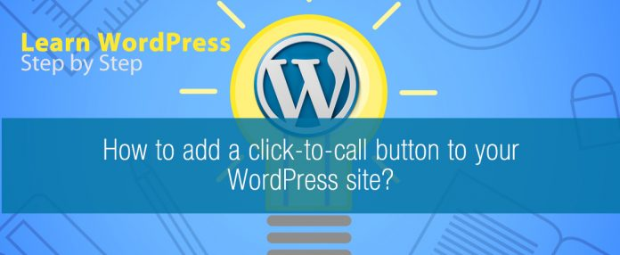 How to add a click-to-call button to your WordPress site